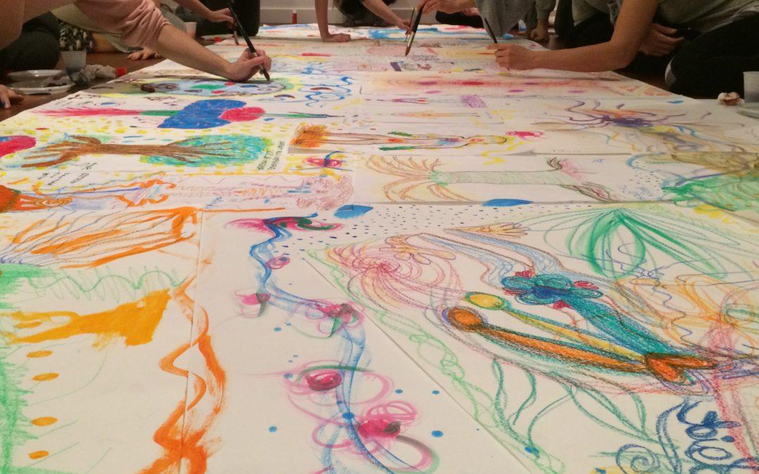 """""""Cuerpo, expresión y creación artística"""" Seminario intensivo septiembre"""