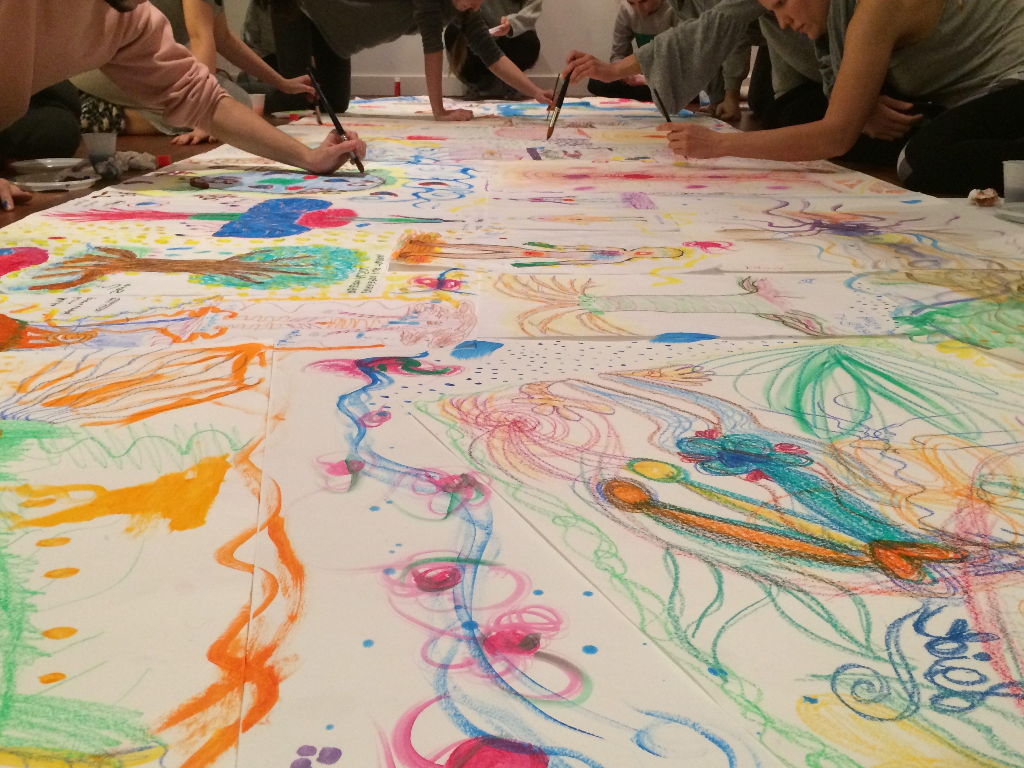 Cuerpo, expresión y creación artística