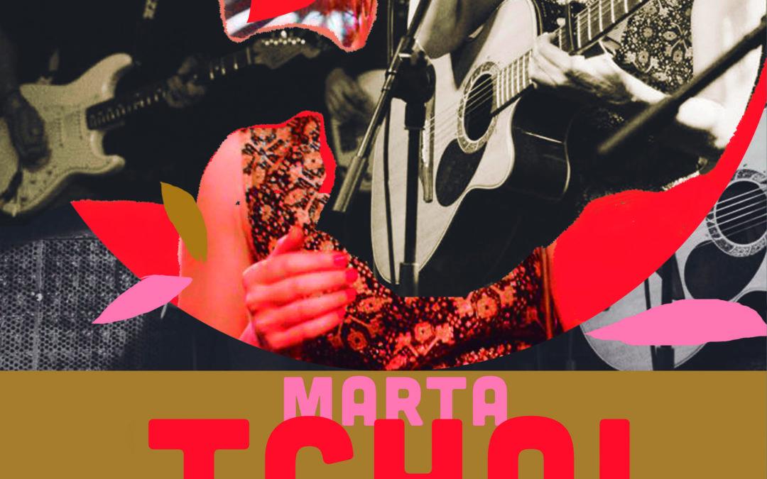 Marta Tchai en concierto