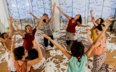 Arte en Movimiento y Cuerpo Creativo – Seminario de Verano
