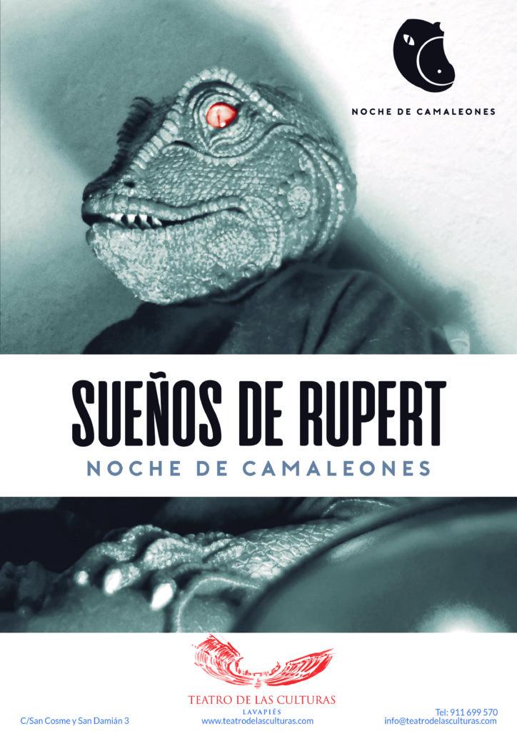 SUEÑOS DE RUPERT Septiembre 2018