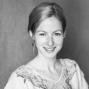 Profesora de inglés en la Escuela para el arte del Actor