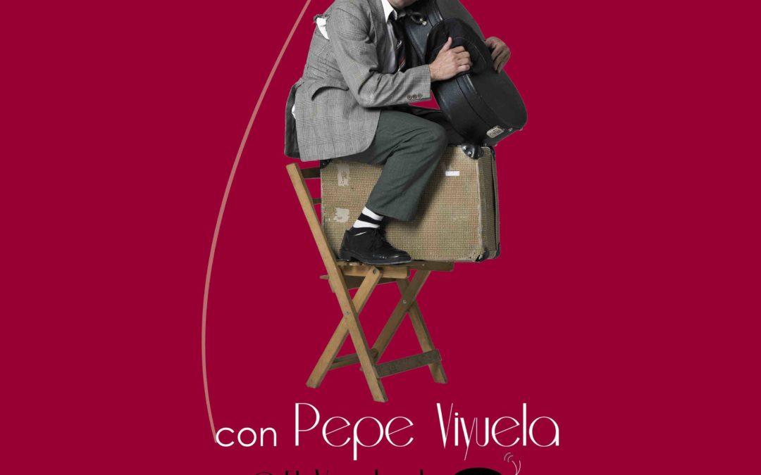 Encerrona con Pepe Viyuela