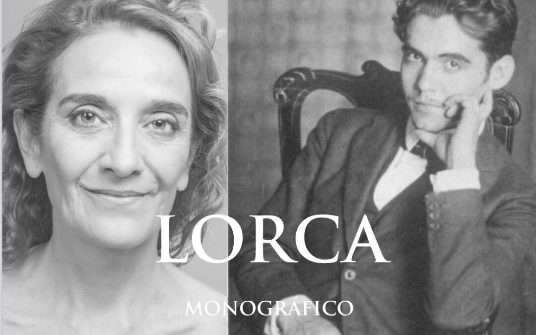 LORCA. Monográfico impartido por Consuelo Trujillo