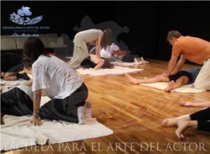 Formación Actoral. Clara Méndez-Leite y Alberto Ammann