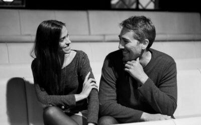 Alberto Ammann y Clara Méndez-Leite · Revista Teatros